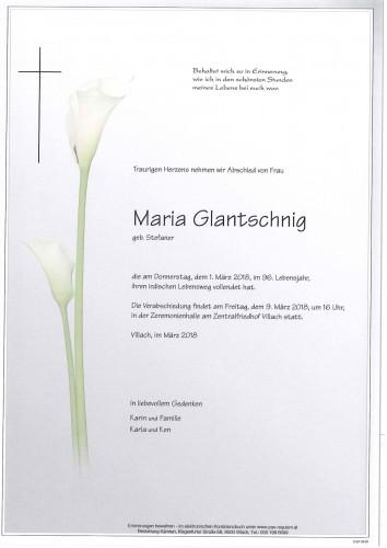 Maria Glantschnig