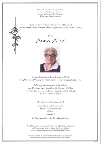 Anna Albel