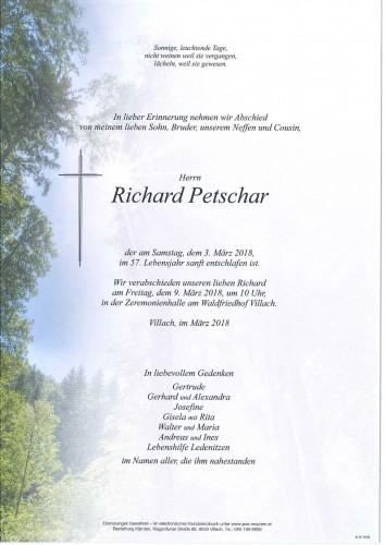 Richard Petschar