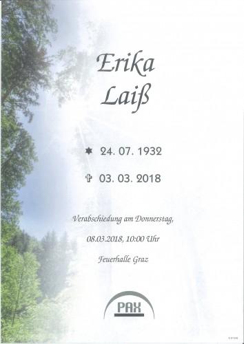 Erika Laiß