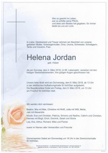 Helena Jordan