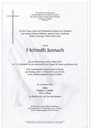 Helmuth Jannach