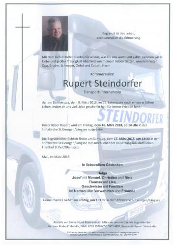 Rupert Steindorfer