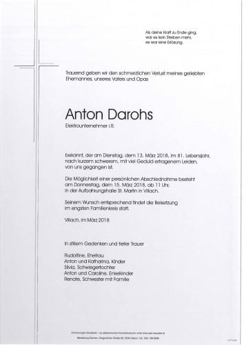 Anton Darohs