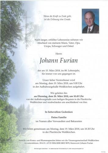 Johann Furian