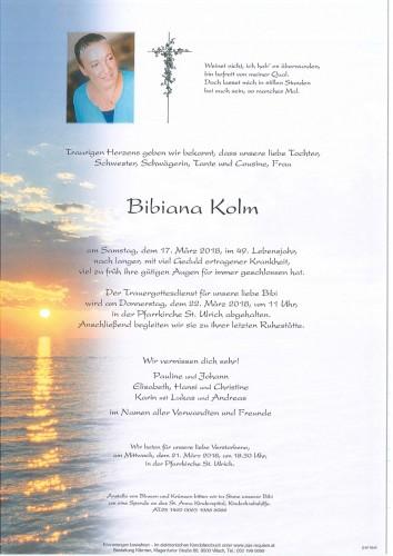 Bibiana Kolm