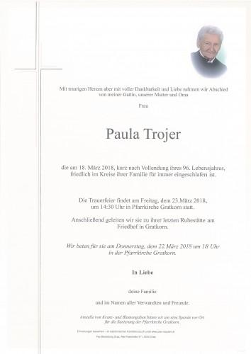 Trojer Paula