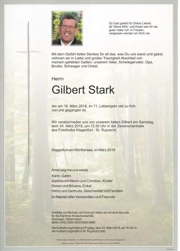 Gilbert Stark