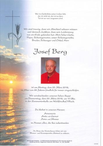 Josef Berg