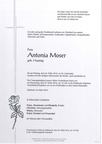 Antonia Moser