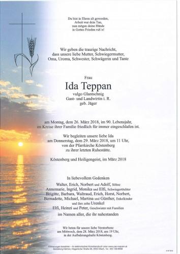 Ida Teppan