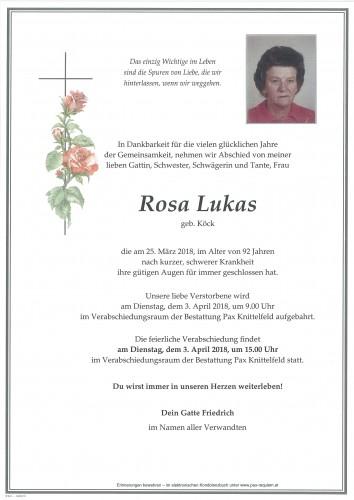 Rosa Lukas