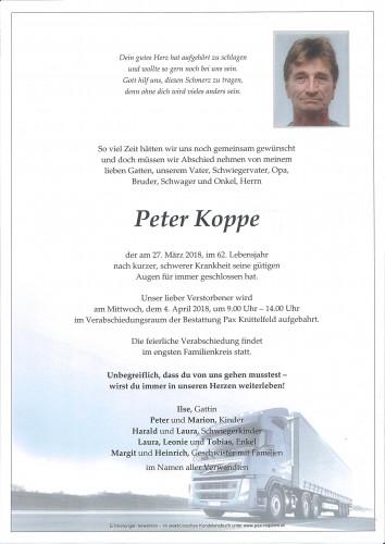 Peter Koppe