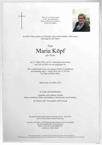 Maria Köpf
