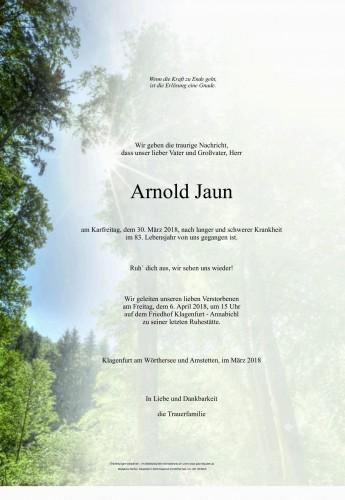 Arnold Jaun