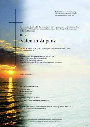 Valentin Zupanz
