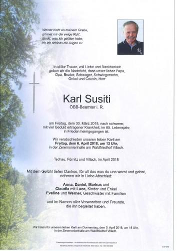 Karl Susiti