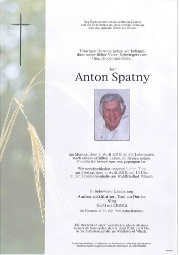 Anton Spatny