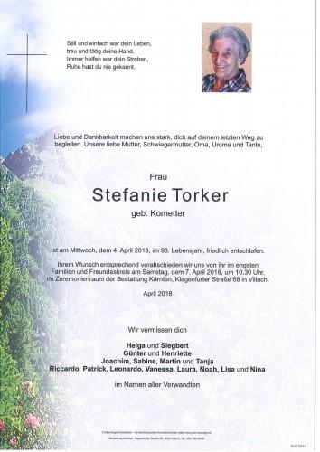 Stefanie Torker