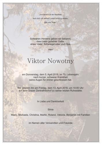Viktor Nowotny
