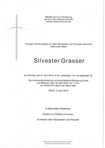 Silvester Grasser