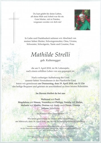Mathilde Strelli