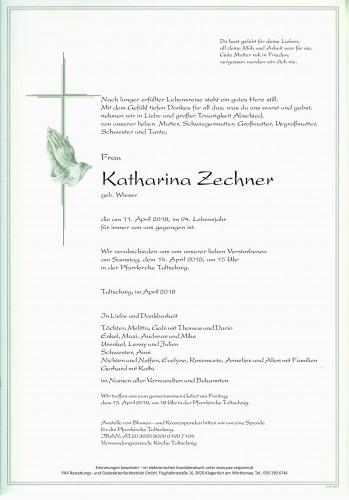 Katharina Zechner