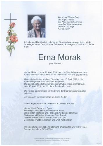 Erna Morak