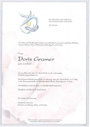 Doris Gramer