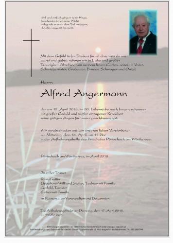 Alfred Angermann
