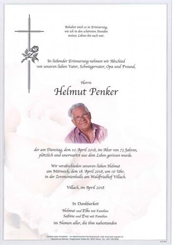 Helmut Penker