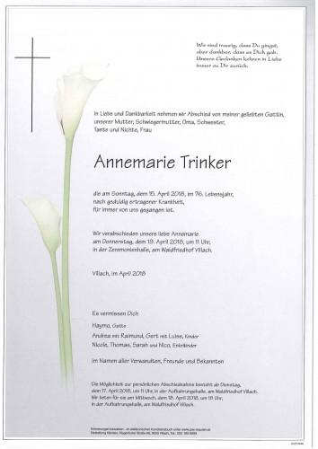 Annemarie Trinker