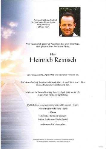 Heinrich Reinisch
