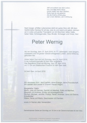 Peter Wernig