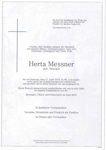 Herta Messner