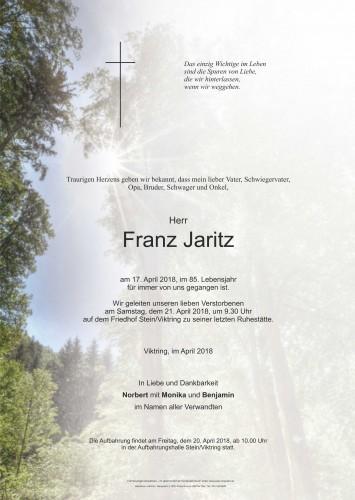 Franz Jaritz