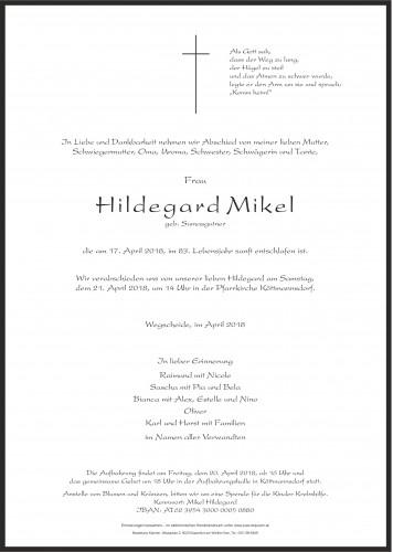 Hildegard Mikel