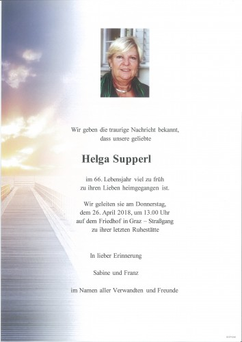 Helga Supperl