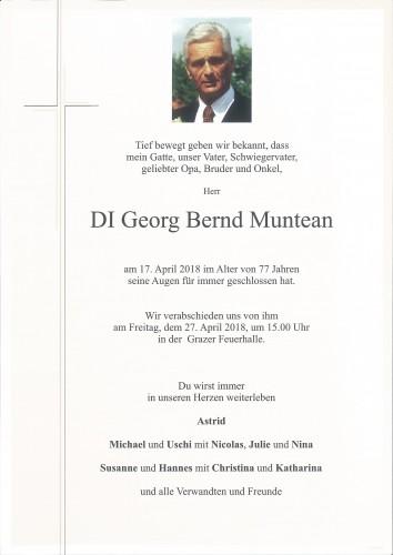 Georg Bernd Muntean