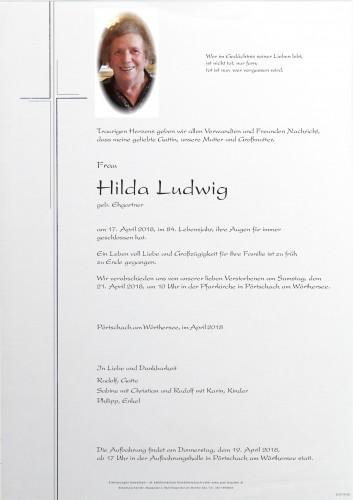Hilda Ludwig