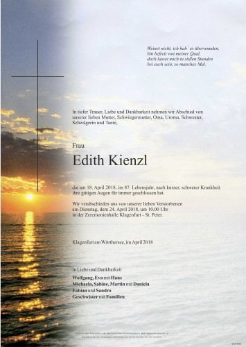 Edith Kienzl