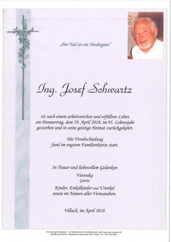 Josef Schwartz