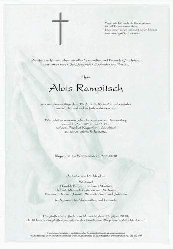 Alois Rampitsch