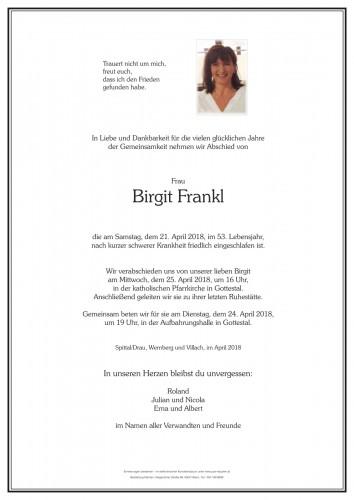 Brigit Frankl