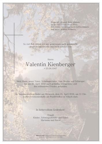 Valentin Kienberger