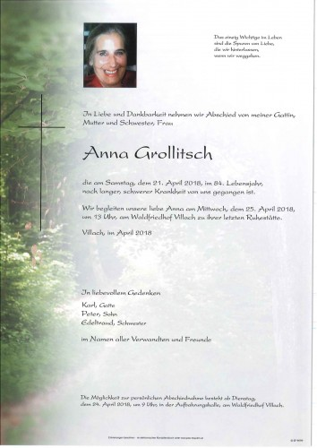 Anna Grollitsch