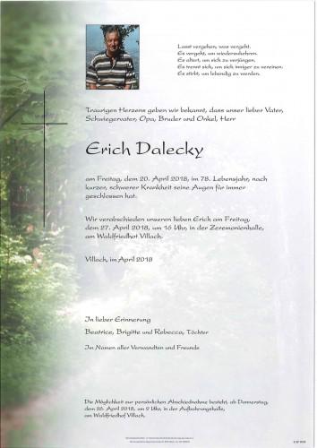 Erich Dalecky