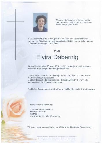 Elvira Dabernig