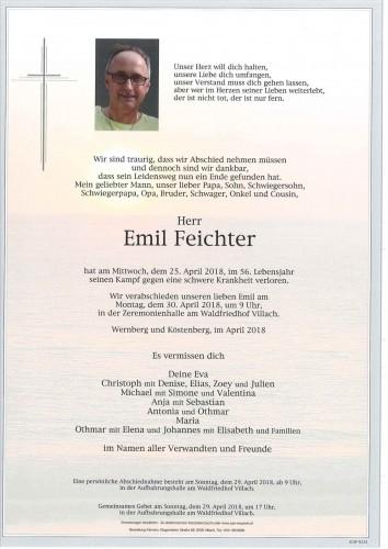 Emil Feichter