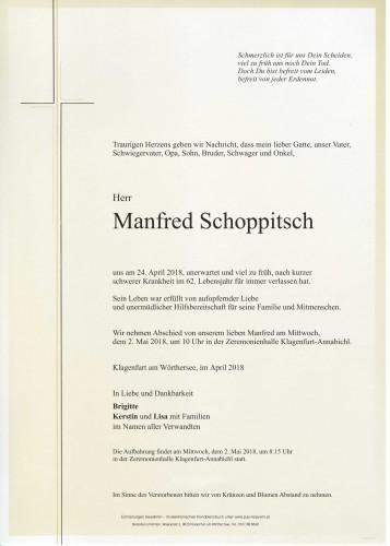 Manfred Schoppitsch